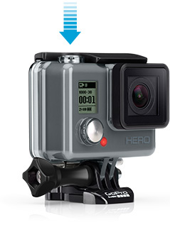 GOPRO - HERO - quik capture