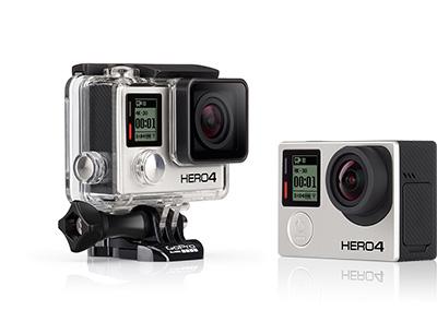 GOPRO HERO4 Black - Caméra sport
