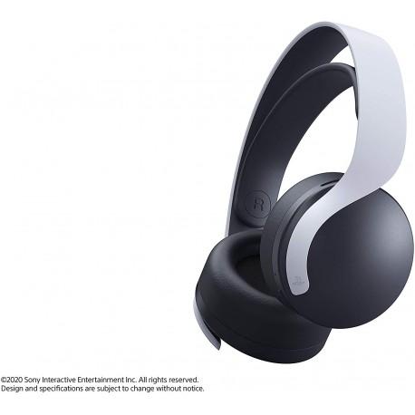 Sony PlayStation 5 - Casque Sans Fil Pulse 3D