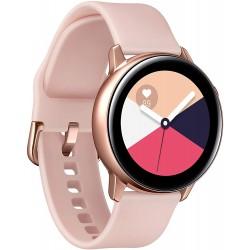 Samsung - Montre Galaxy Watch Active R500 - Argent