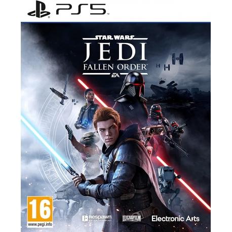 Star Wars Jedi Fallen Order (PlayStation 5)