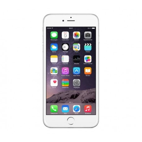 APPLE iPhone 6 Plus - 64 Go - 4G - Argent comme neuf