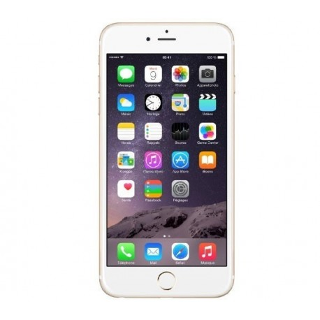 APPLE iPhone 6 Plus - 128 Go - 4G - Or comme neuf