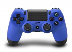 SONY Manette Dual Shock 4 Bleue (ps4)
