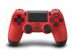 SONY Manette Dual Shock 4 Rouge (ps4)