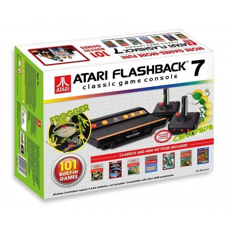 Atari - Console Retro Flashback 7 - 101 Jeux