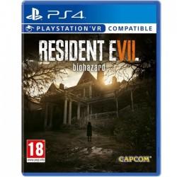 Resident Evil 7 Biohazard Jeu PS4