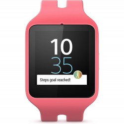 Sony SWR50 Silicon Smart Watch 3 (Rose)