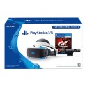 Sony PlayStation VR avec PlayStation Camera + Grand Turismo GT SPORT