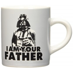 Tasse à Expresso Star Wars Dark Vador - I Am Your Father