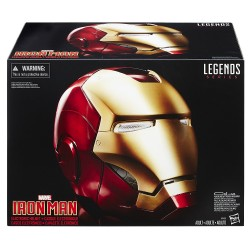 Official Iron Man Helmet