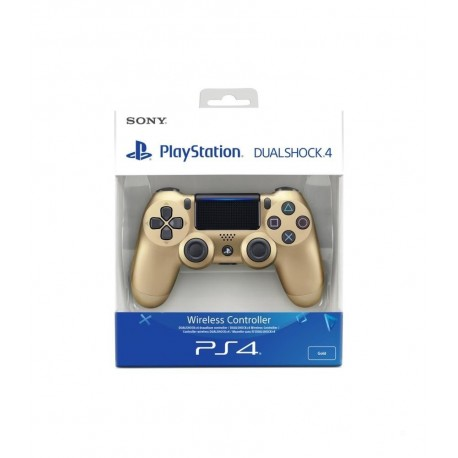 SONY Manette Dual Shock 4 Gold  (ps4)
