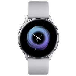 Samsung - Montre Galaxy Watch Active R500 - Argent Polaire