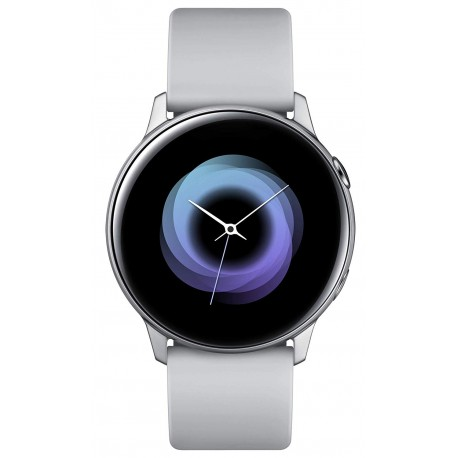 Samsung - Montre Galaxy Watch Active R500 - Argent