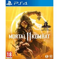 Mortal Kombat 11 Standard Edition ps4