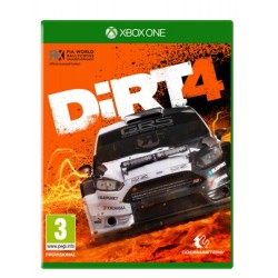 Dirt 4 Standard Edition (Xbox One)