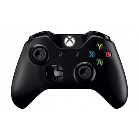Microsoft Official Xbox Wireless Black Controller