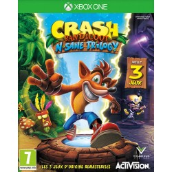 Crash Bandicoot N.Sane Trilogy xbox one