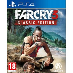 Far Cry 3 - Remastered Classic Edition /PS4