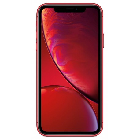 Apple iPhone XR (128 GO) - Rouge