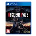 Résident Evil 3 PS4 Multi-Langues