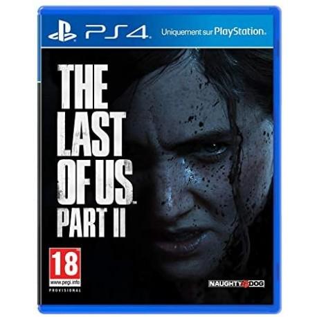 The Last of Us Part 2 sur PS4, Édition Standard, Version physique, VF, 1 joueur