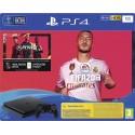 Sony Playstation 4 Pro 1TB Console Noir INCL. FIFA 20 avec 14 Tage PS Plus
