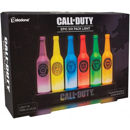 Call of Duty - Veilleuse Epic Six Pack