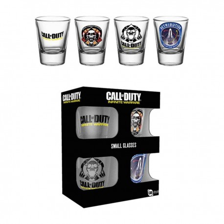 GB Eye LTD,Call of Duty Infinite Warfare, Mix, Verres à Shot