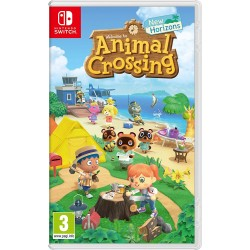 ANIMAL CROSSING NEW HORIZONS - SWITCH