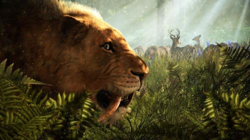 Far Cry Primal scéne