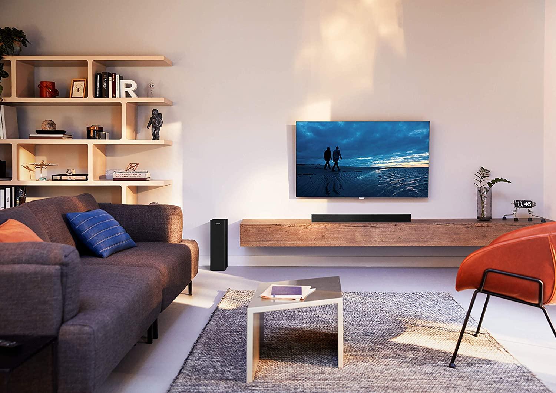 Philips Bluetooth TV Soundbar HTL3310/10