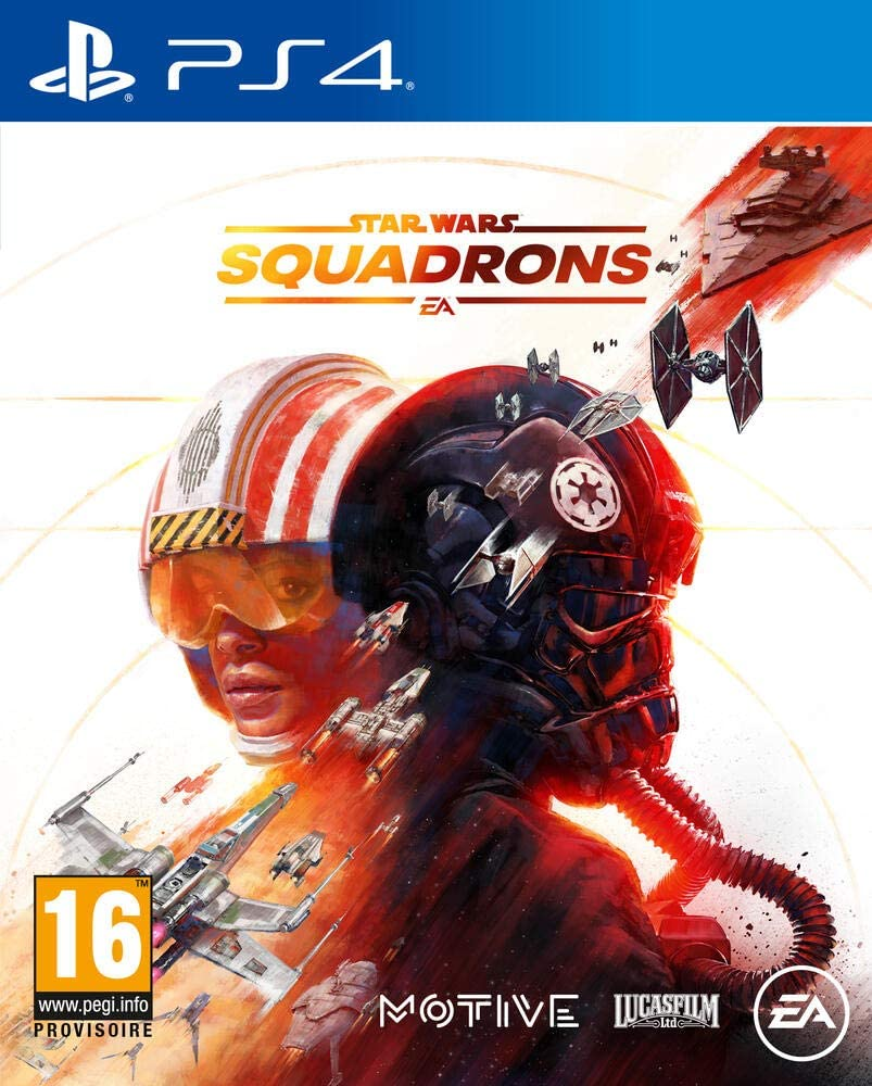 Star Wars Squadrons PS4 - Compatible VR