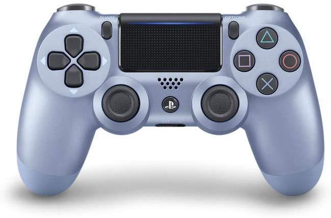 Manette Dual Shock 4 pour PS4 - titanium