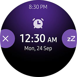galaxy-watch-active-one-ui-display-alarm